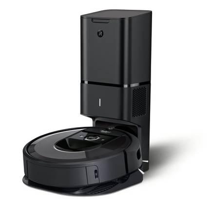 Roomba i7+ avec CleanBase